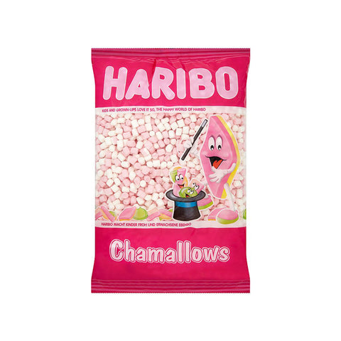 Haribo mini mallows - coffee shop ancillaries