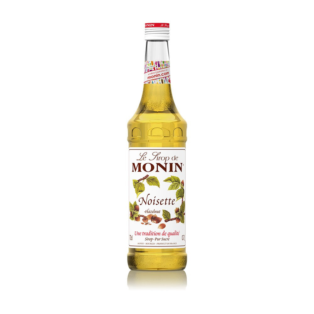 Wholesale MONIN coffee syrups - hazelnut