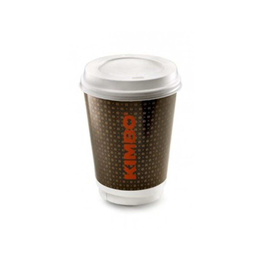 Kimbo 12oz Disposable Double Walled Cups x 500
