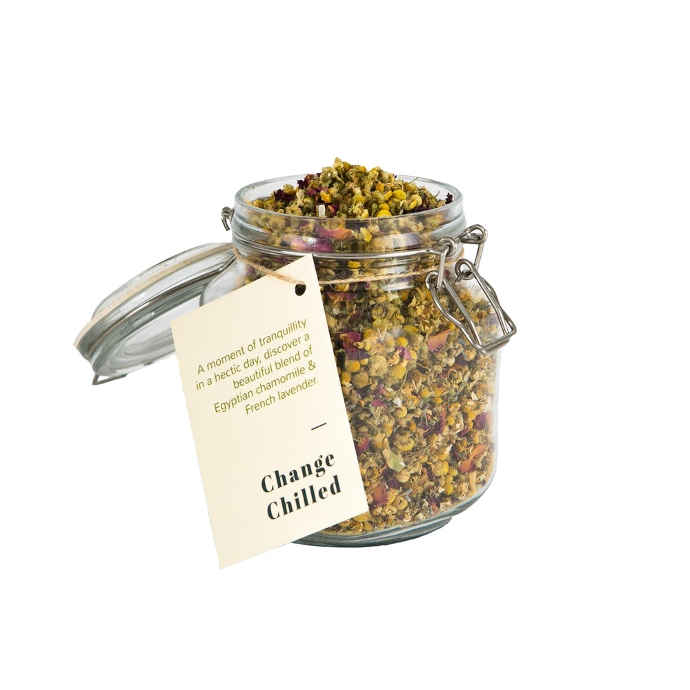Wholesale loose leaf tea - Chamomile and lavender