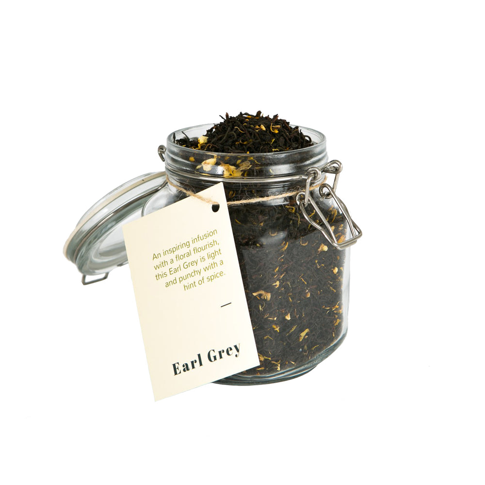 Wholesale Loose Leaf Earl Grey Tea