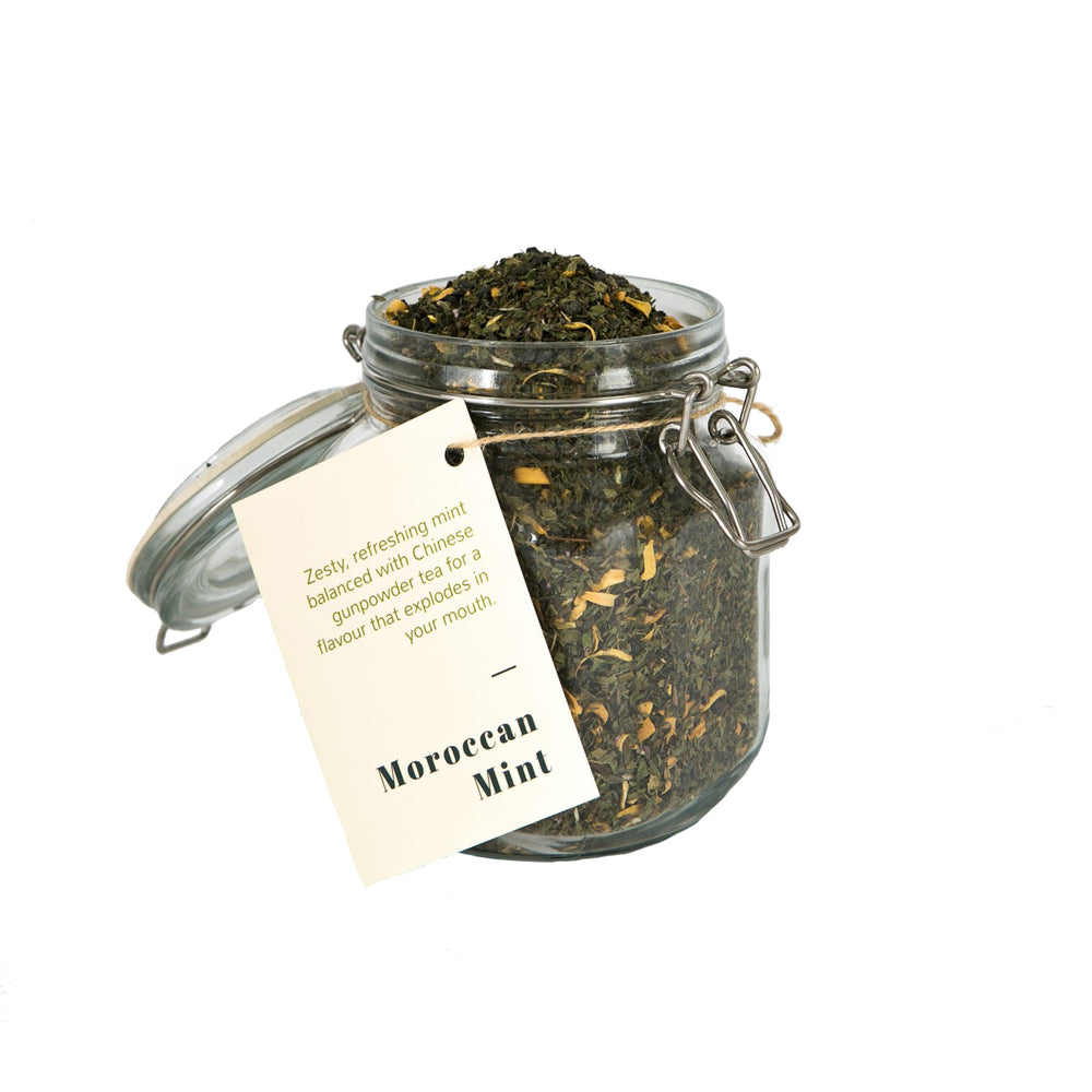 Wholesale loose leaf tea - moroccan mint