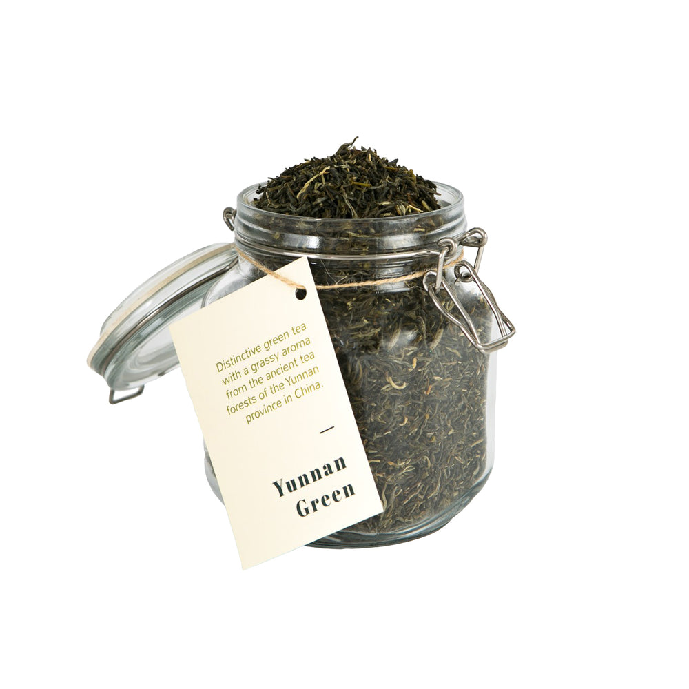 Wholesale loose leaf tea - yunnan green tea