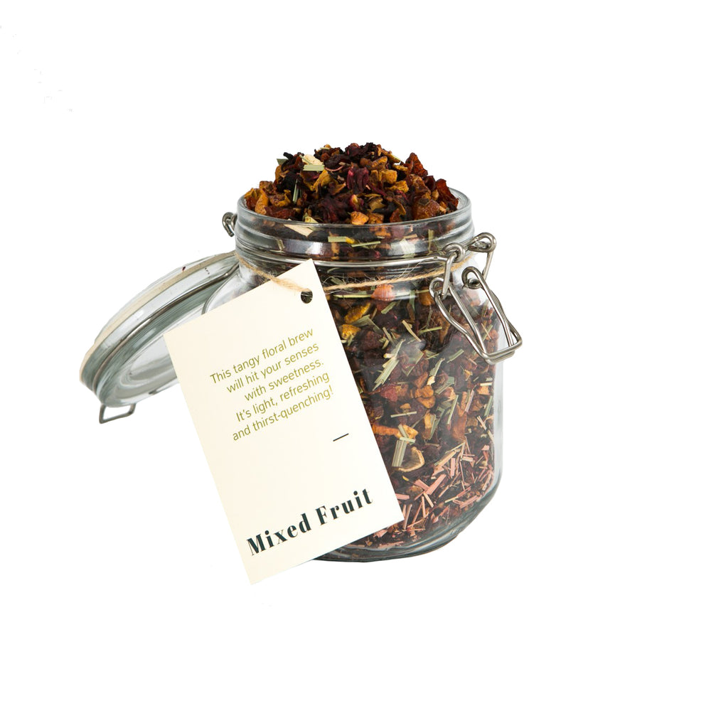 Wholesale loose leaf tea - mixed fruit