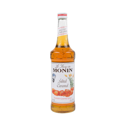 Salted Caramel Monin Coffee Syrup 70cl
