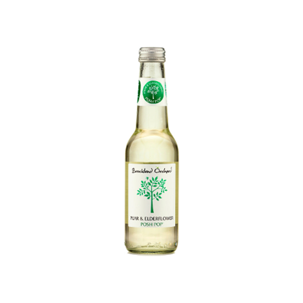 Breckland Orchard Pear & Elderflower Posh Pop 12 x 275ml