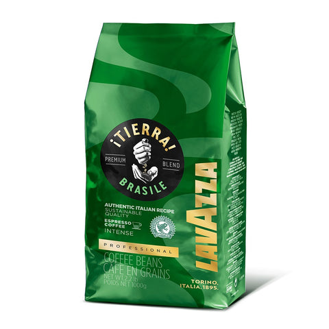 Lavazza Tierra Wholesale Coffee Beans