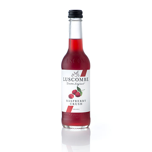 Luscombe Raspberry Crush 24 x 270ml