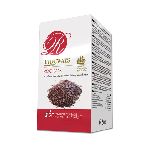 Rooibos Tea Bags - Tea and Coffee Suppliers
