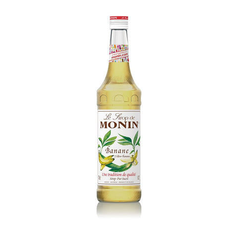 Wholesale MONIN syrup for coffee shops - banana