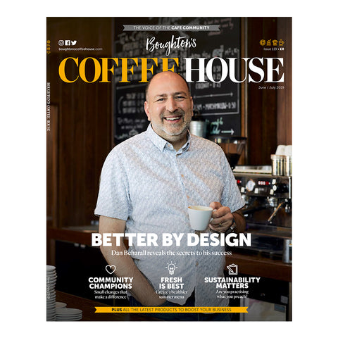 Boughton's Coffee House Magazine 12 Month Subscription