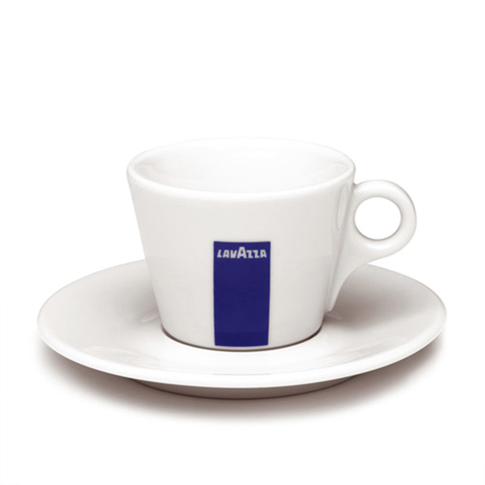 Lavazza cappuccino cup supplies for coffee shops