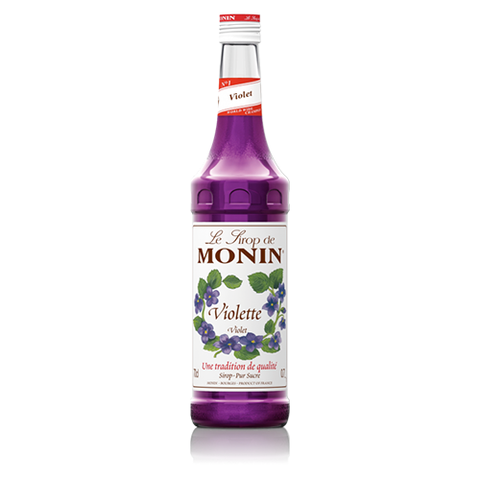 Violet Monin Coffee Syrup 70cl