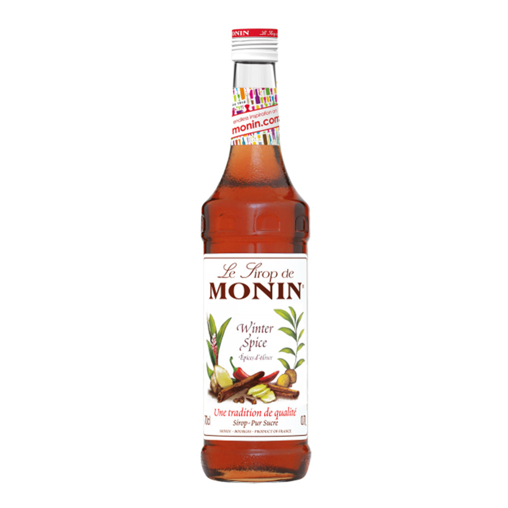 Winter Spice Monin Coffee Syrup 70cl