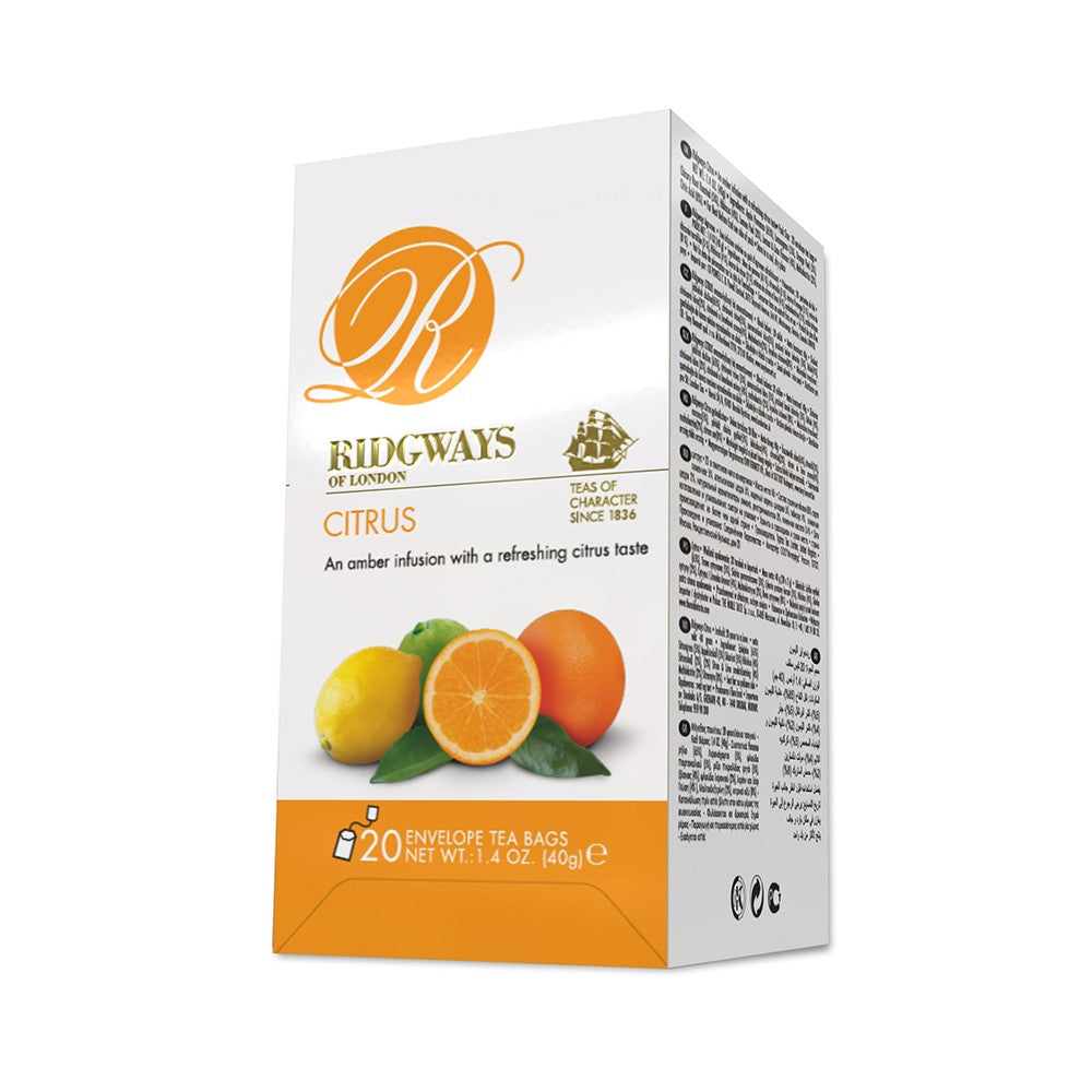 Ridgways citrus wholesale tea bags
