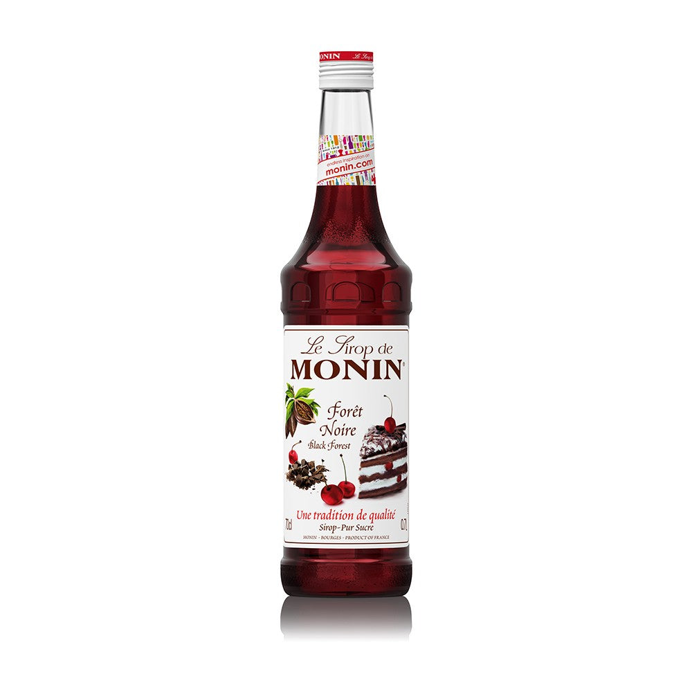 Wholesale MONIN coffee syrups - Black Forest