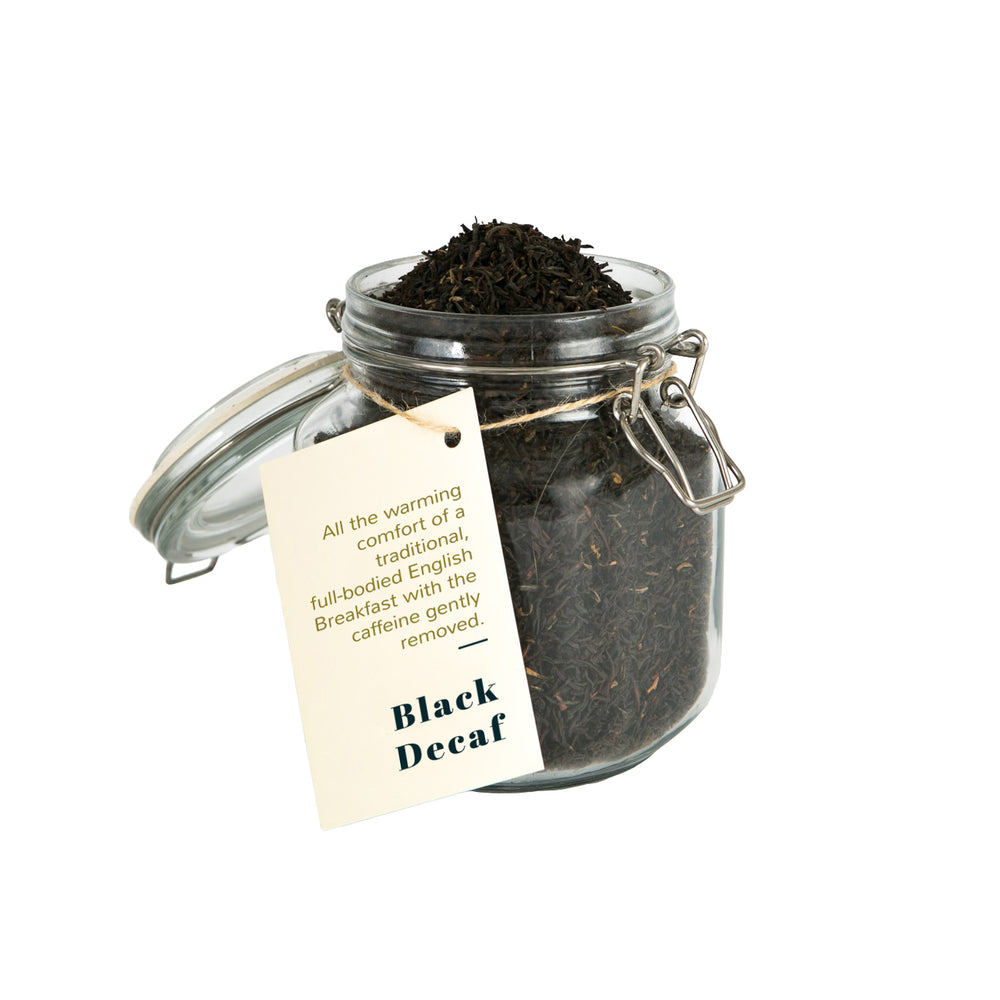 Change Black Decaf Loose Leaf Tea 500g