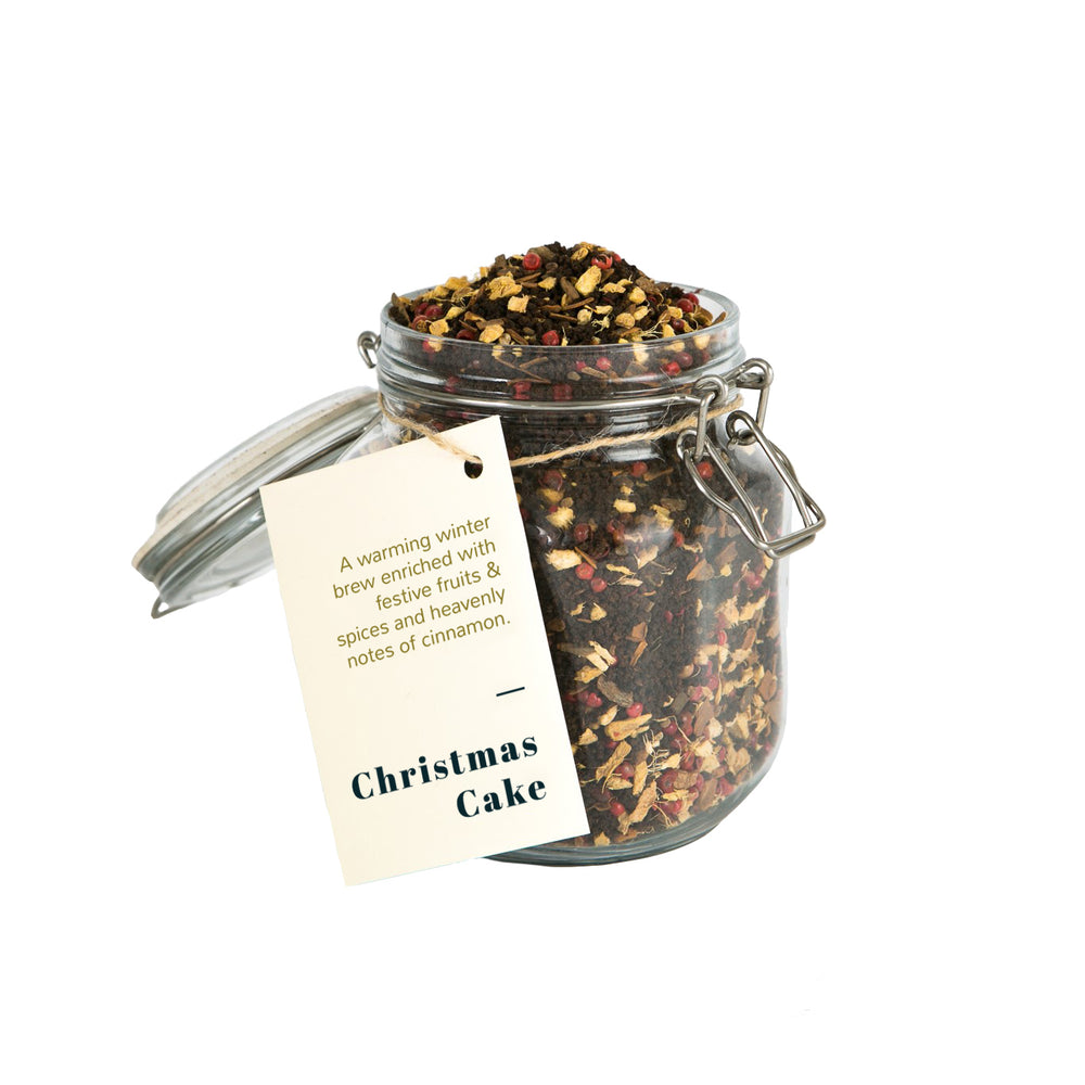 Change Christmas Cake Loose Leaf Tea 500g