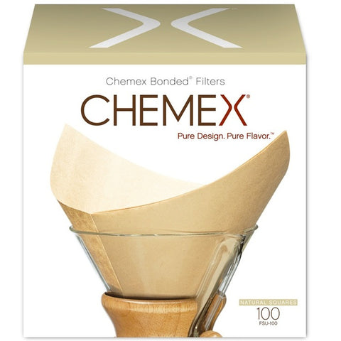 Chemex Filters - 100 natural filters