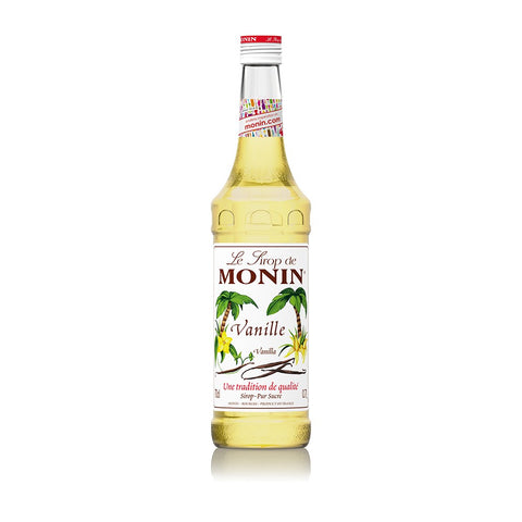 Wholesale MONIN syrup for coffee shops - vanilla