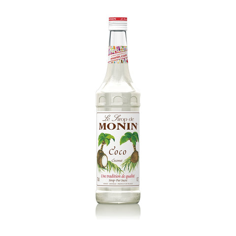 Wholesale MONIN coffee syrups - coconut