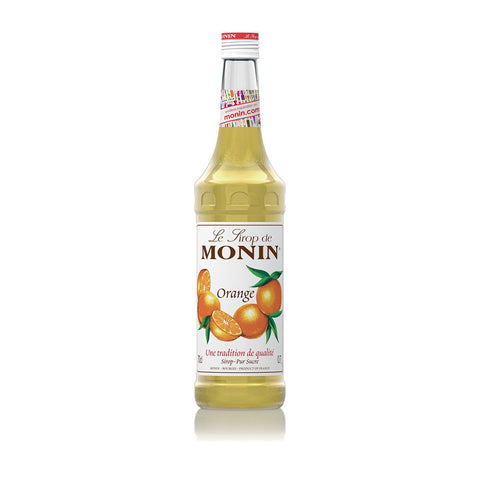Wholesale MONIN syrup for coffee shops - orange