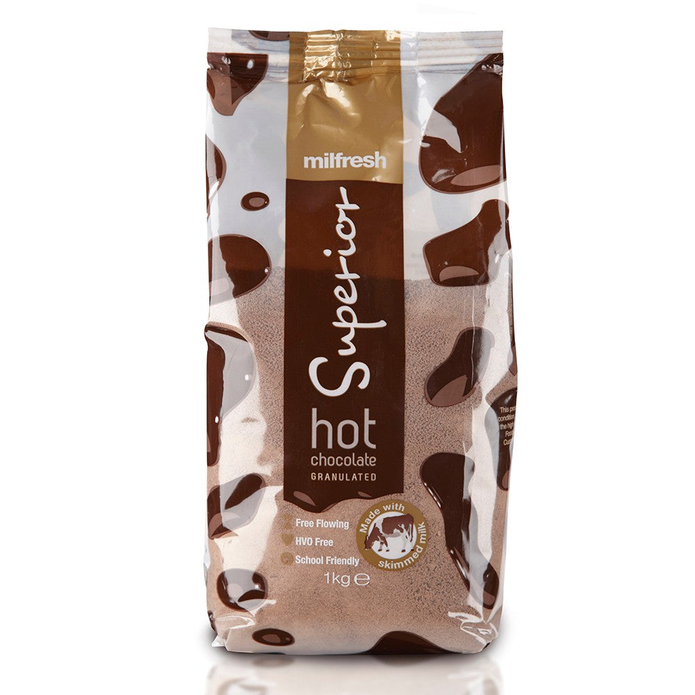 Wholesale hot chocolate supplies for coffee shops