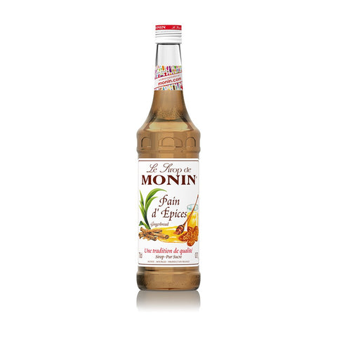 Wholesale MONIN coffee syrups - Gingerbread