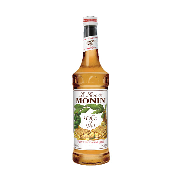 Toffee Nut Monin Coffee Syrup 70cl