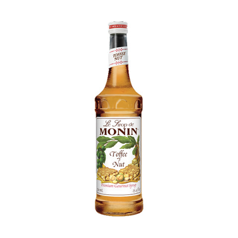 Toffee Nut Monin Syrup 70cl