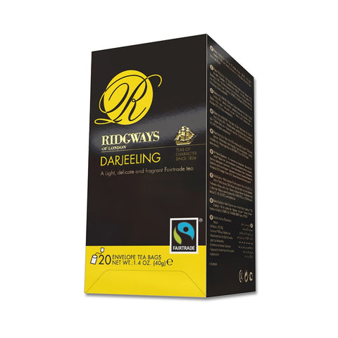 Darjeeling Wholesale Fairtrade Tea Bags
