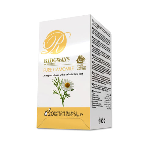 Ridgways chamomile wholesale tea bags