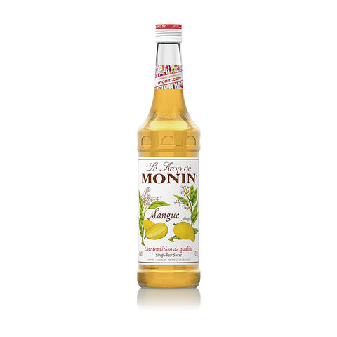 Wholesale MONIN syrup for coffee shops - mango