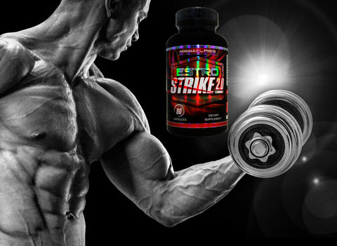 estro, estro strike, estro strike 2.0, estrogen blocker bodybuilding, assault labs, estrogen blocker, aromatase inhibitor, muscle hardner, cutting agent, best estrogen blocker, lower estrogen levels