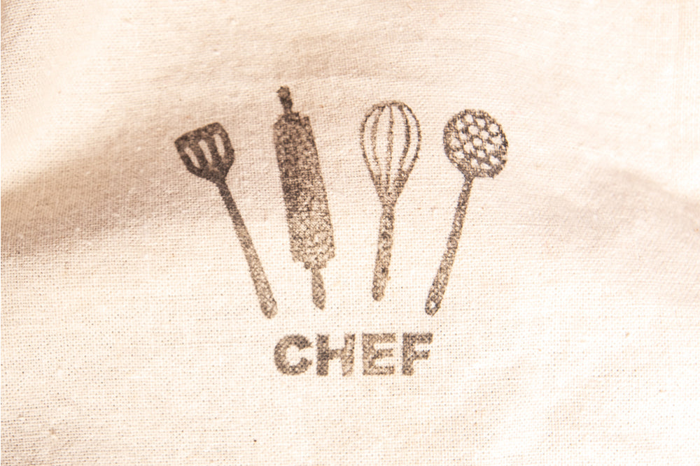 Set oficios Chef