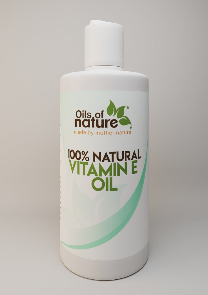 Oils of Nature Pure Natural Vitamin E Oil For Face and Hair
