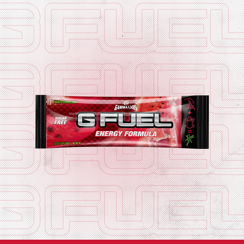 WATERMELON 1x SACHET - GFUEL XGamer GamerGearShop