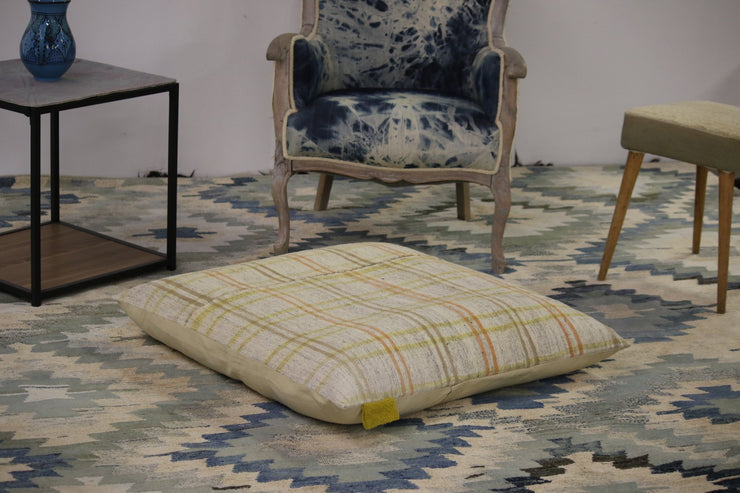 Designer Kilim Floor Pillow