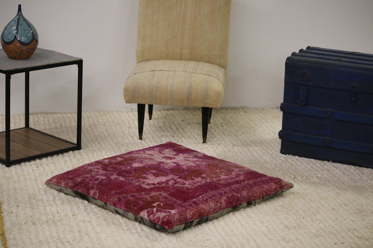 Designer Rug Floor Pillow