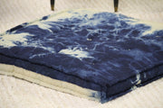 Modern Tie Dye Floor Pillow