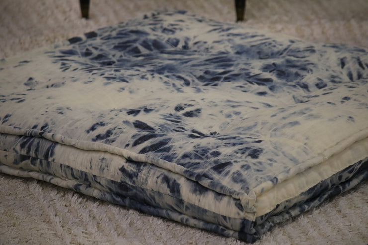 Luxury Tie Dye Floor Pillow