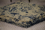 Designer Tie Dye Floor Pillow