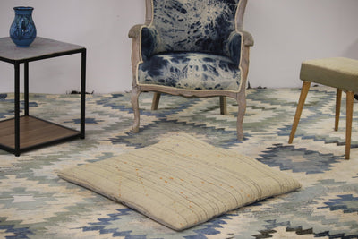 Luxury Kilim Floor Pillow