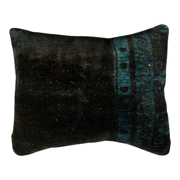 Luxury Wool Green Sofa Pillow