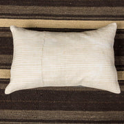 Modern Wool White Sofa Pillow-Turkish Rugs-Oriental Rugs-Kilim Rugs-Oushak Rugs
