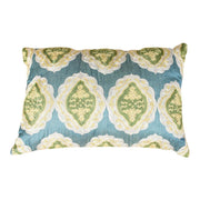 Designer Embroidered Multicolor Sofa Pillow