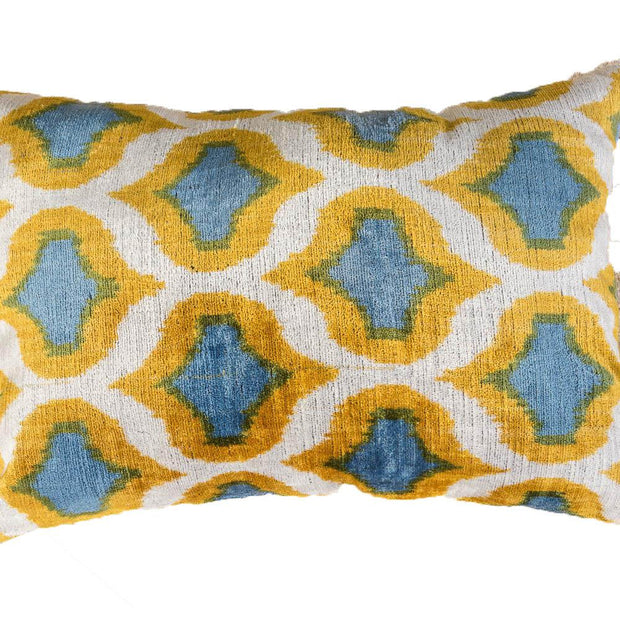 Modern Velvet Multicolor Sofa Pillow
