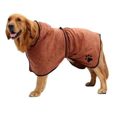 Barkroad™ Dog Microfiber Bathrobe Waterproof Dog Seat Cover, seat covers for dogs - Barkroad