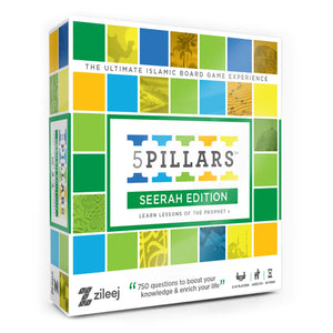 5Pillars Seerah Edition (English)