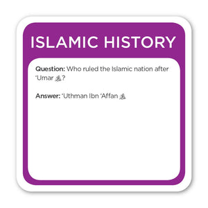 5Pillars Trivia Burst: Islamic History (English)